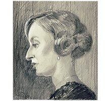 Lady Edith Crawley of Downton Abbey Photographic Print