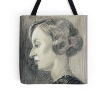 Lady Edith Crawley of Downton Abbey Tote Bag