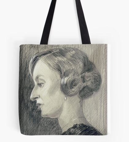 Lady Edith Crawley of Downton Abbey Tote Bag