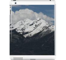 Peak One iPad Case/Skin