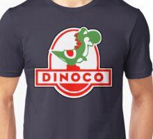Yoshi Dinoco Unisex T-Shirt