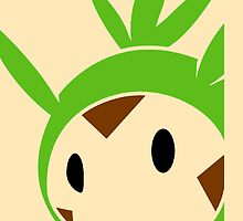 Chespin 2 by dreamlandart