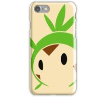 Chespin 2 iPhone Case/Skin