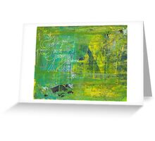 Lost for Words - January 2014 Greeting Card