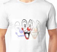 Clown Mix Unisex T-Shirt