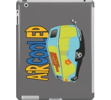VW Barn Door Drag Bus! iPad Case/Skin