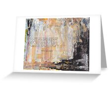 Lost for Words - October 2014 Greeting Card