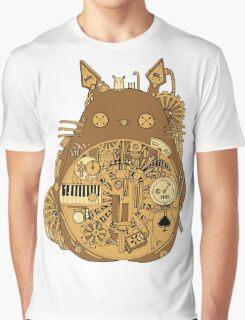 MechaTotoro Graphic T-Shirt