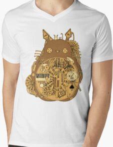 MechaTotoro Mens V-Neck T-Shirt