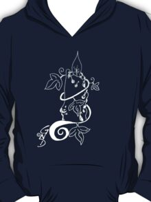Candle and Ivy inverted T-Shirt