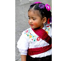Cuenca Kids 351 Photographic Print
