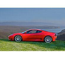 2004 Ferrari Challenge Stradale Photographic Print