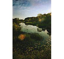 Lake Photographic Print