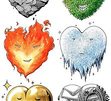 Hearts! by FrancescoWild