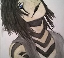 Jinxx - Black Veil Brides by Abatashi