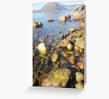 The Cuillins  Greeting Card