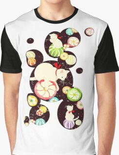 CandyCats Graphic T-Shirt