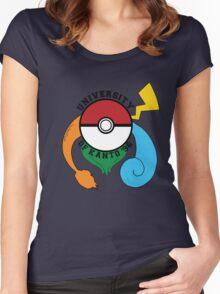 Pokemon - University Of Kanto '96 Women's Fitted Scoop T-Shirt