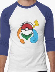 Pokemon - University Of Kanto '96 Men's Baseball ¾ T-Shirt