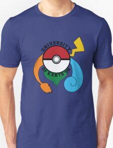 Pokemon - University Of Kanto '96 Unisex T-Shirt