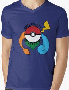 Pokemon - University Of Kanto '96 Mens V-Neck T-Shirt