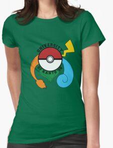 Pokemon - University Of Kanto '96 Womens Fitted T-Shirt