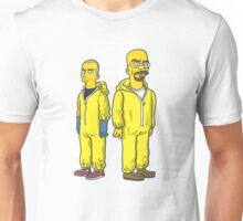 Walter White & Jesse Unisex T-Shirt