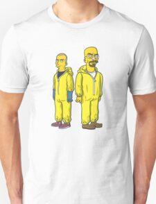 Walter White & Jesse T-Shirt