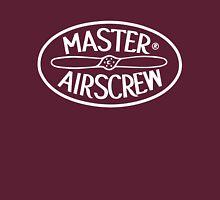 Master Airscrew Logo (White) Unisex T-Shirt