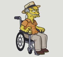 Hector Salamanca - Breaking Bad by Simpsonized