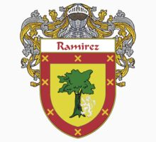 Ramírez Coat of Arms/Family Crest by William Martin