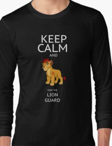 LION GUARD Long Sleeve T-Shirt