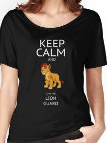LION GUARD Women's Relaxed Fit T-Shirt