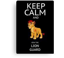 LION GUARD Canvas Print