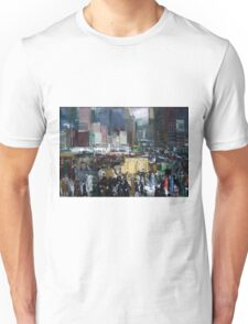 New York by George Bellows Unisex T-Shirt