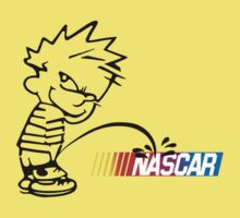 Pissing On Nascar by Alsvisions
