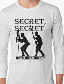 Galavant - SECRET!! Long Sleeve T-Shirt