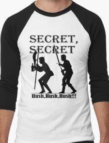 Galavant - SECRET!! Men's Baseball ¾ T-Shirt