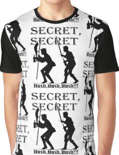 Galavant - SECRET!! Graphic T-Shirt