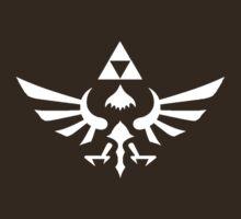 The Legend Of Zelda Triumphant Triforce Shirt Nintendo Games by beedoo