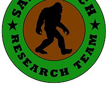 Sasquatch Research Team by kwg2200