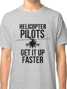 Helicopter Pilots GIUF Classic T-Shirt