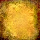 Abstract Golden iPad Case Old Retro Cool Grunge Texture Vintage  by Denis Marsili