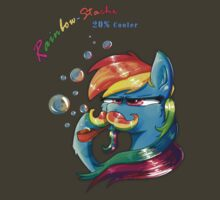 Rainbow - Stache 20% Cooler by Pimander1446
