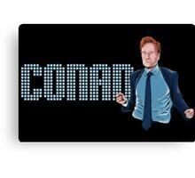 Conan O'Brien - Comic Timing Canvas Print