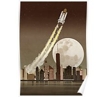 Rocket City Poster