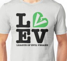 League of Evil Vegans Unisex T-Shirt
