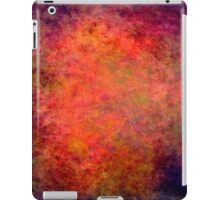 Colorful Abstract iPad Case Modern Cool New Grunge Texture iPad Case/Skin