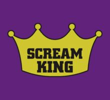 Scream King by Alsvisions