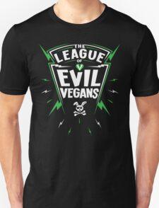 League of Evil Vegans - Tribute T T-Shirt